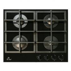плита панель газовая GG4_750229F-060 черная