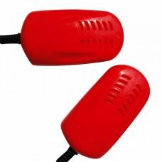 Эл.сушилка для обуви ТД2-00010 красный