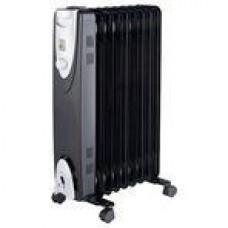 маслорадиатор SA-0337В (7) 1500 Вт 7 секц 150*580мм, (370*170*660мм)