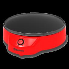 Блинница электр SA-7418R 900Вт красная