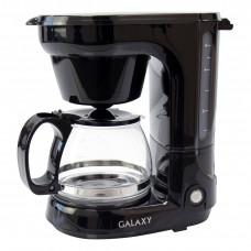 Кофеварка электрическая Galaxy GL0701, 700Вт, объем 0,75л (4-6 чашки)
