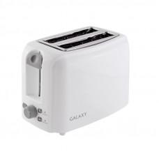 Тостер Galaxy GL2905, 800Вт, теплоизолированный корпус, регулятор времени приготовления