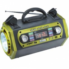 Радиоприемник VIKEND ENEGRY, бат 4*R20 со светод фон