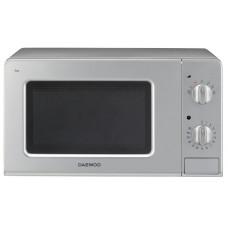 Микроволновая печь Daewoo KOR-7707S 20л 700Вт серебристый