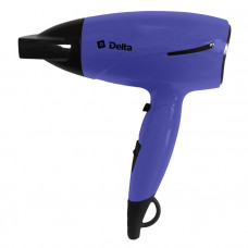 Фен DELTA DL-0930 синий 1600Вт