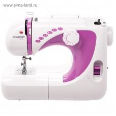 Швейная машина Comfort 250 белый/розовый
