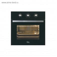 Духовой шкаф электрический Oasis D-MMB, цвет черный, управление механическое, таймер механический, ширина 60см