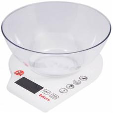 Весы кухонные Saturn ST-KS7803 white