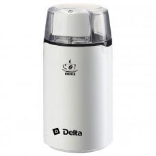 Кофемолка DELTA DL-087К белая 250Вт
