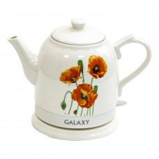 Чайник Galaxy GL0506 электрический, объем 1,4л, скрытый нагревательный <br />элемент, 1400Вт