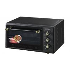 Духовка электр OPTIMA OF-48BLR 48л 1600Вт черный, таймер, лампа, противень 2шт