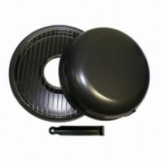 Сковорода гриль-газ D-503 керам покрытие