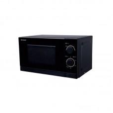 Микроволновая печь Sharp R-2000RK 20л 800Вт черный
