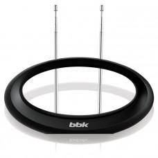 Антенна телевизионная BBK DA21 30дБ активная черный