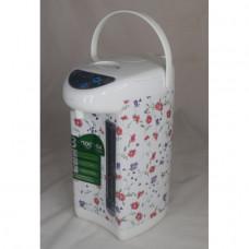 BN-340 Чайник-термос 5л 900 Вт нерж 3 способа подачи воды