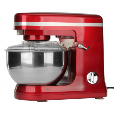 MS-5300 Red Кухонный комбайн DOMOTEC 2500Вт