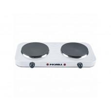 РОС-503 Плитка электр диск двухконфор белая