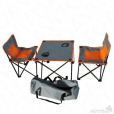 IRG-520 Стол складной с двумя стульями в сумке
