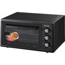 Духовка электр OPTIMA OF-48BL 48л 1600Вт черный, таймер, лампа, противень 2шт