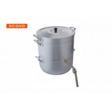Соковарка SCOVO MT-041 6л алюминий
