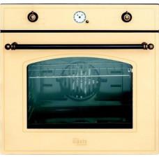Духовой шкаф электрический Oasis D-MMR, цвет бежевый, управление механическое, таймер механический, ширина 60см