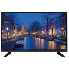 "Телевизор LED Hyundai 24"" H-LED24F401BS2 черный"