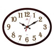 """2720-109 Часы настенные овал """"Классика"""""""