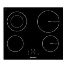 плита панель электрическая De Luxe VM 4660129F черная стеклокерамика